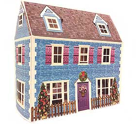 Bluebell Cottage model