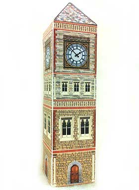 Perkins Clock Tower model