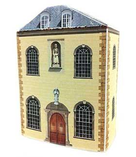 Wayside Schoolhouse model