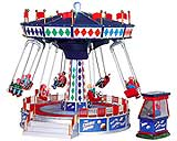 Lemax Cosmic Swing picture - Christmas Village