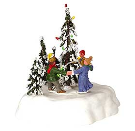 Photo of the Merry Christmas Tree model