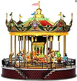 Lemax Sunshine Carousel picture - Christmas Village