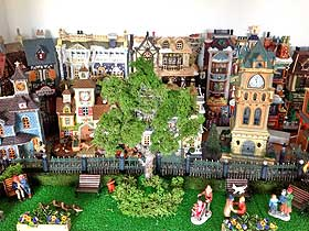 Further picture of a summer village